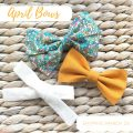 Little Bow Co April 2018 Subscription Bows