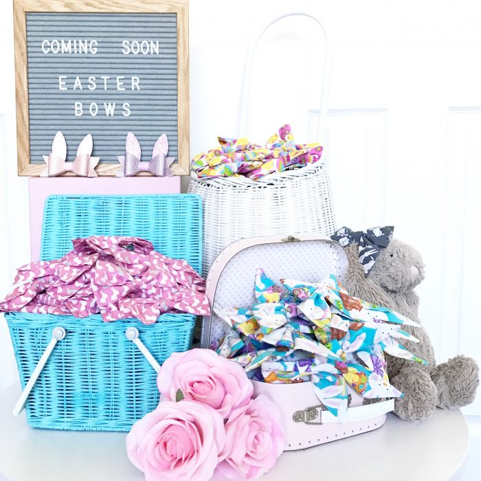Little Bow Co Easter Bows