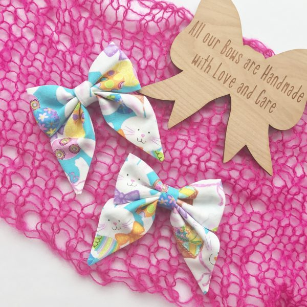 Little Bow Co Easter Bunny Sailor Bow