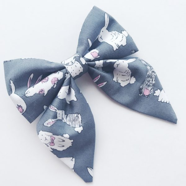 Little Bow Co Hippity Hoppity Sailor Bow