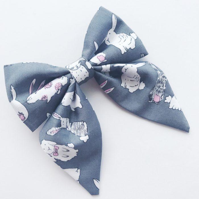 Little Bow Co Hippity Hoppity Sailor Bow
