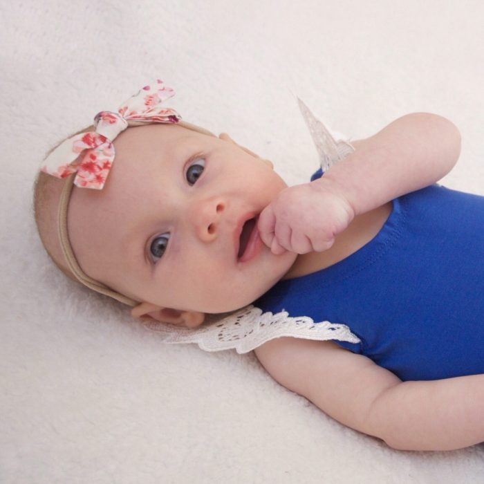 Little Bow Co Flora Bow Headband