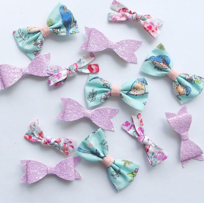 Little Bow Co Bluebird Bow