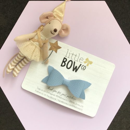 Little Bow Co Molly Bow clip Hydrangea