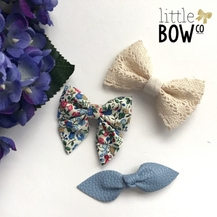 Little Bow Co Boho Blue Pack